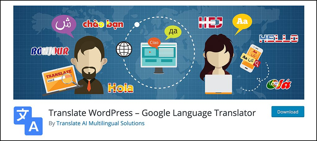 Translator WordPress