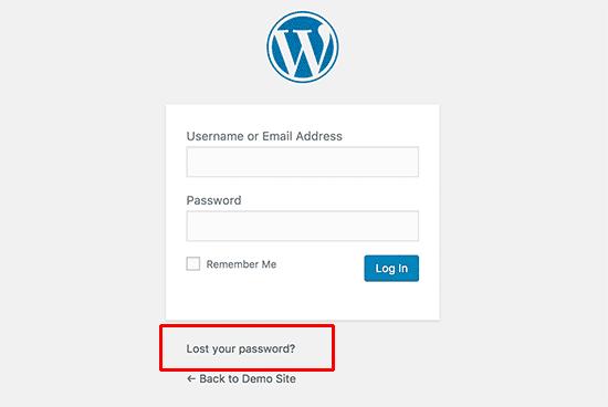 Overcoming password problems: