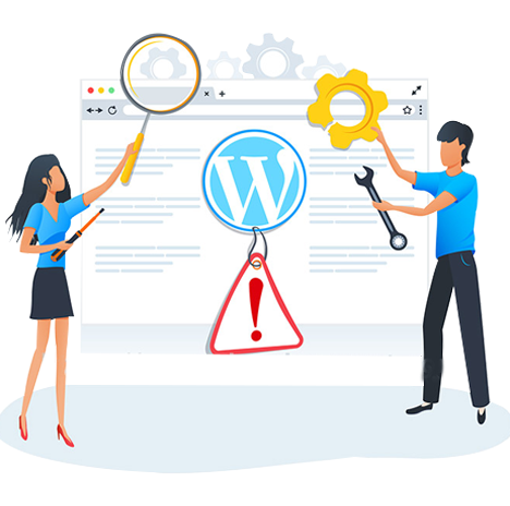 Protection from WordPress failure