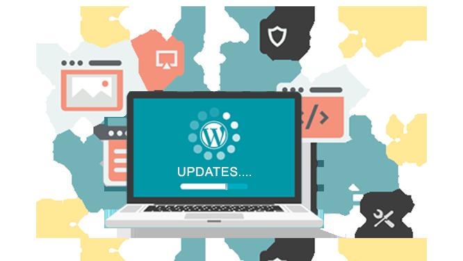 Install WordPress Updates Manually